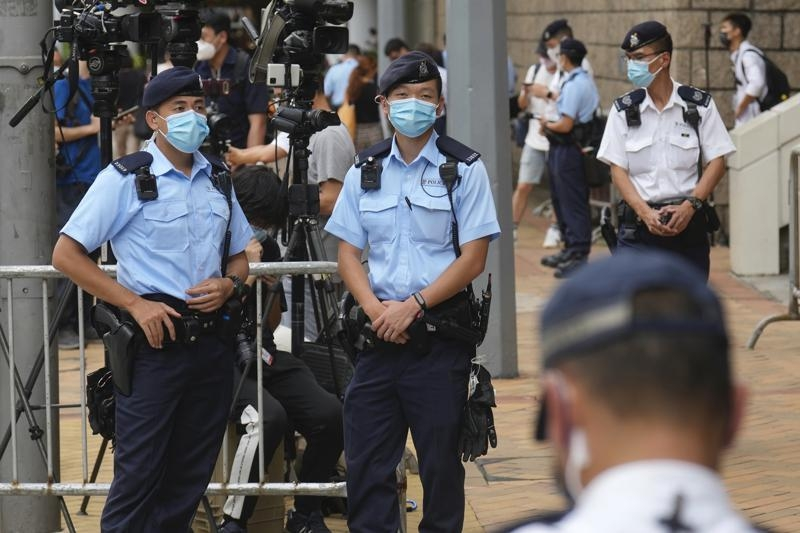China Slams US Over 'Haven' Offer to Hong Kong Residents