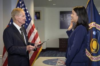 Vietnamese American Sworn in as NASA CFO