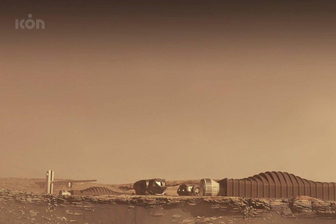 Nasa is Looking for Four People to 'Live on Mars' For A Year