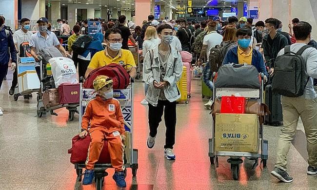 Tan Son Nhat Named Top 10 Best International Airport