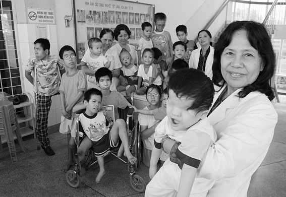 More Hospitals Needed for Agent Orange Victims