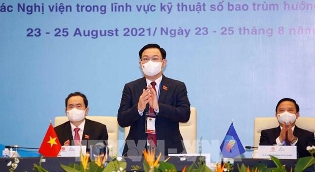 Top Legislator Calls for Cybersecurity Cooperation among ASEAN