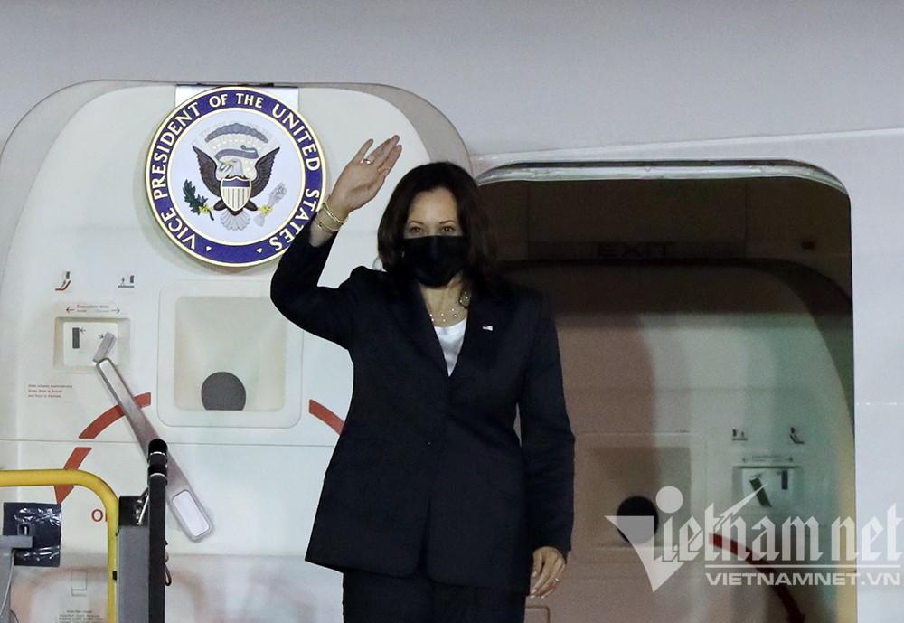US Vice President Kamala Harris's Schedule on Three-day Visit in Vietnam?