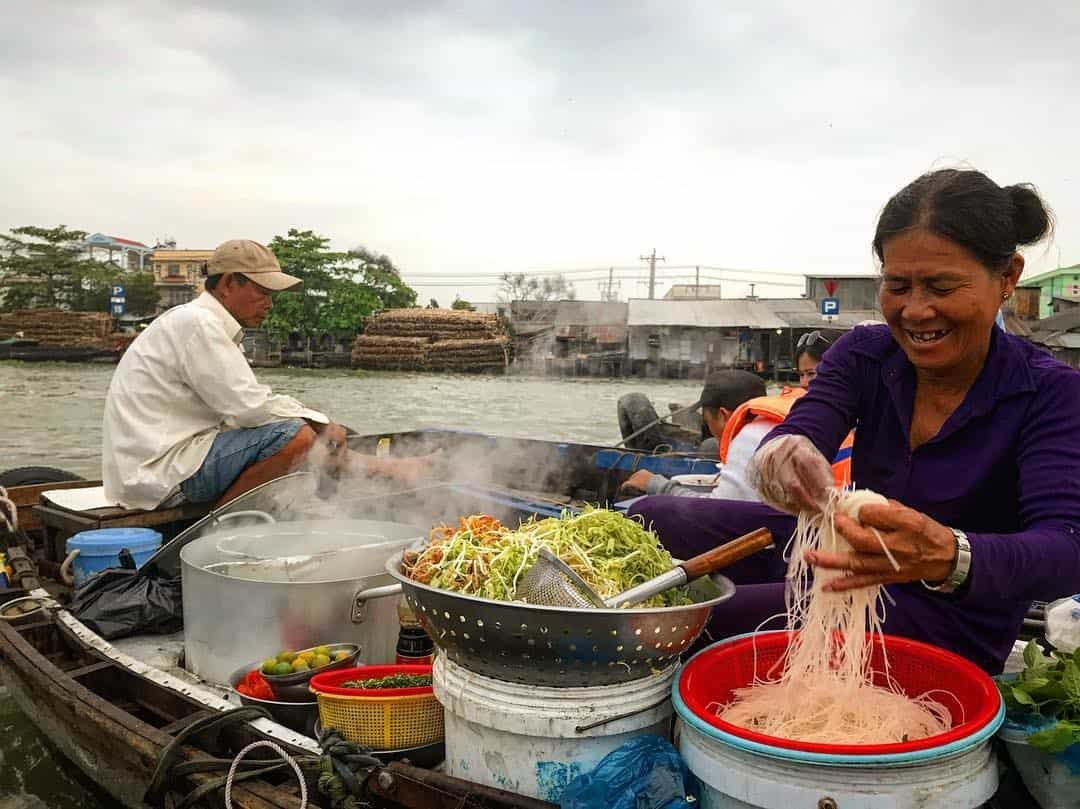 Cai Rang floating Market Listed a world's Must-visit Destinations