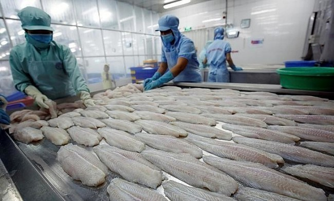 China Cuts Seafood Imports from Vietnam Over Covid Fears