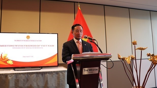 Overseas Vietnamese in Canada, Malaysia Celebrate Vietnam's National Day