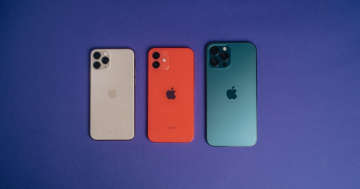 Expected Major Changes of iPhone 13