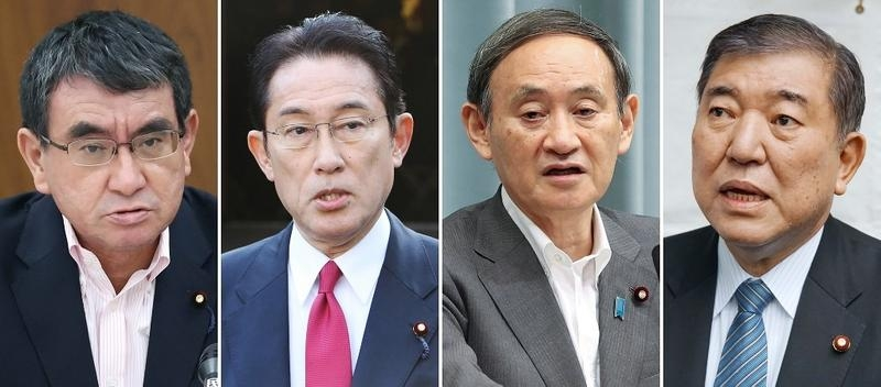 who are japans next president the forefront of abes successor race