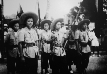 national independence day precious documentary photos presented at museums across vietnam