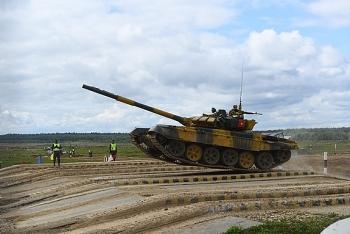 vietnam tank team advances to 2020 tank biathlon final