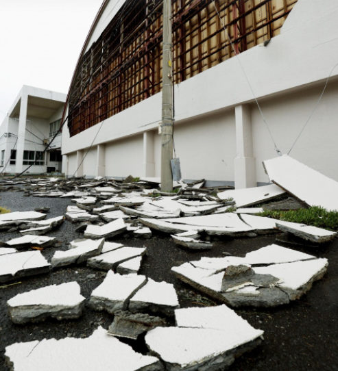 typhoon haishen downgraded to tropical storm makes landfall in north korea
