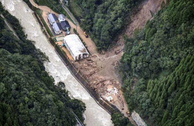 typhoon haishen downgraded to tropical storm makes landfall in north korea