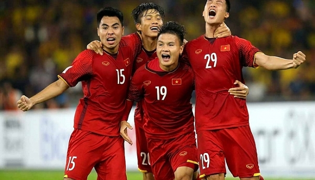 """Vietnamese football touted  """"soon become a force in Asia"""""""