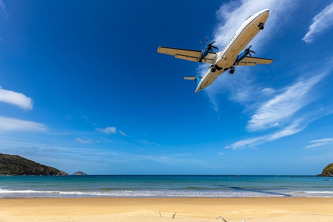 Since September 29, passengers from Hanoi, Hai Phong, and Vinh can enjoy a direct flight to Con Dao