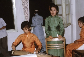 in photos vivid memmories of hanoi in 1973