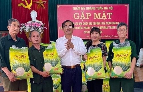 Rice ATM initiator: Heart-warming donation in COVID-19 season