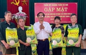 rice atm initiator heart warming donation in covid 19 season