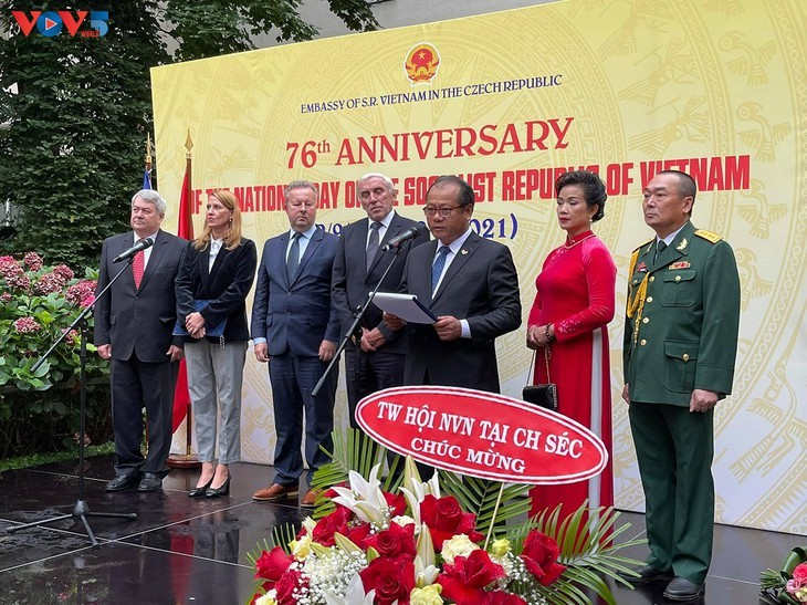 Vietnam's National Day Observed Overseas