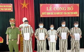 Prisoners Express Gratitude for Government Amnesty