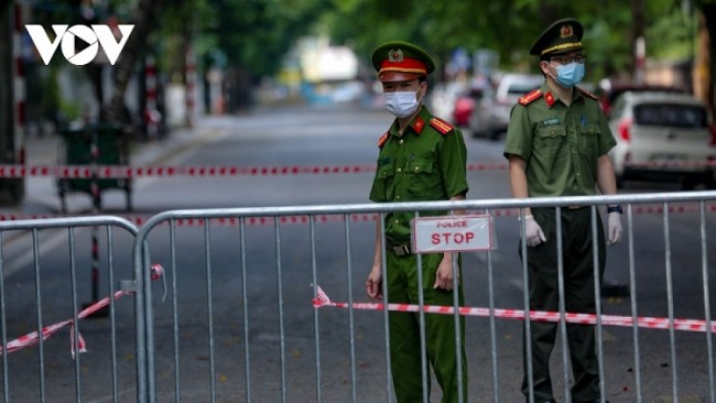 Hanoi Deploys Different Levels of Pandemic Control Starting September