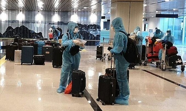 Vietnam Loosens Int'l and Domestic Flights to Fully Vaccinated Passengers