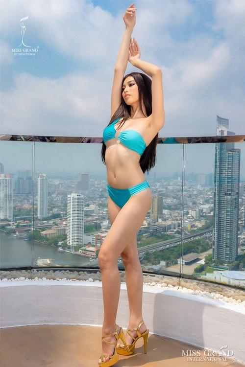 Vietnam Candidate Named among Hot Picks at Miss Grand International 2021