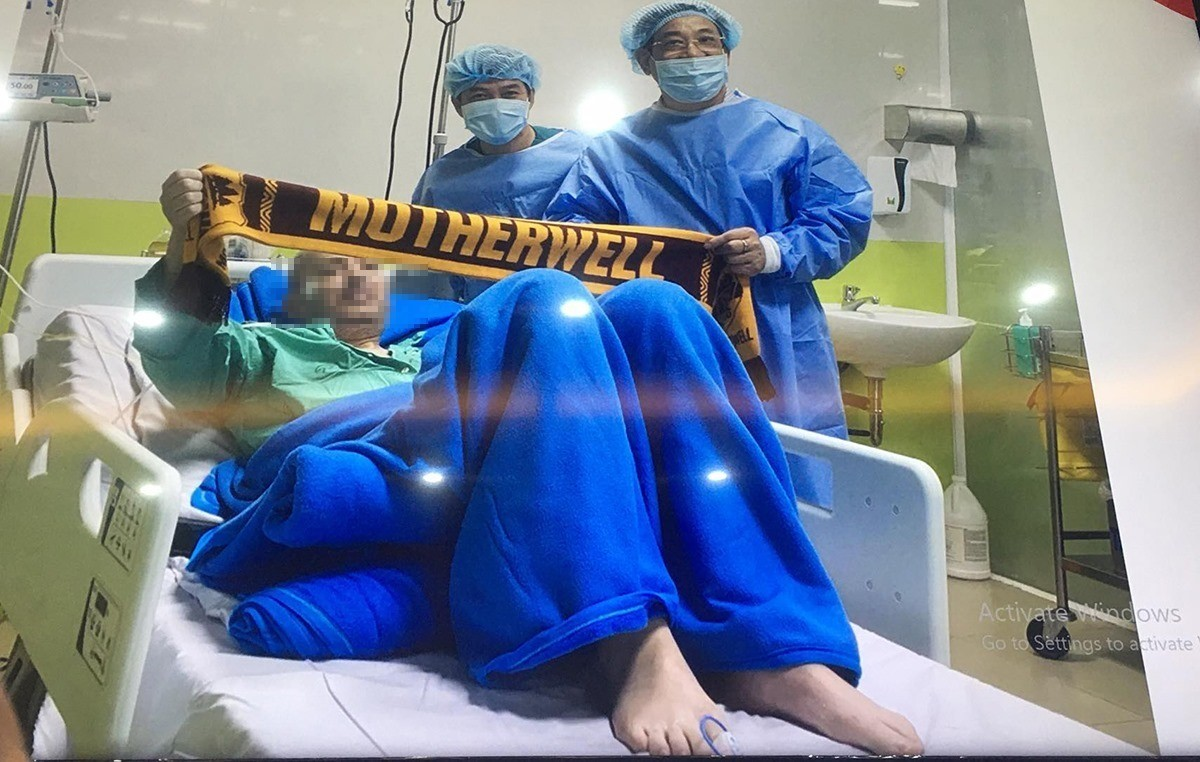 Expats: 'Vietnamese Medics Have Given Me Another Chance to Live'