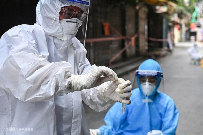 Vietnamese Children Suffer Heavy Toll from 4th Covid Outbreak