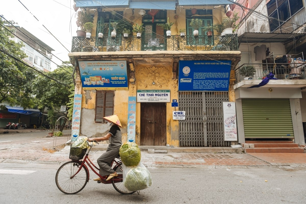 Historical Houses in Hanoi's Ha Dong District
