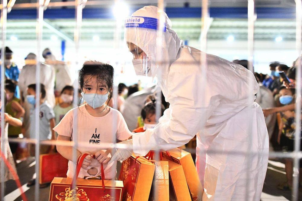 Disadvantaged Children Still Feel Holiday Cheer Despite Pandemic