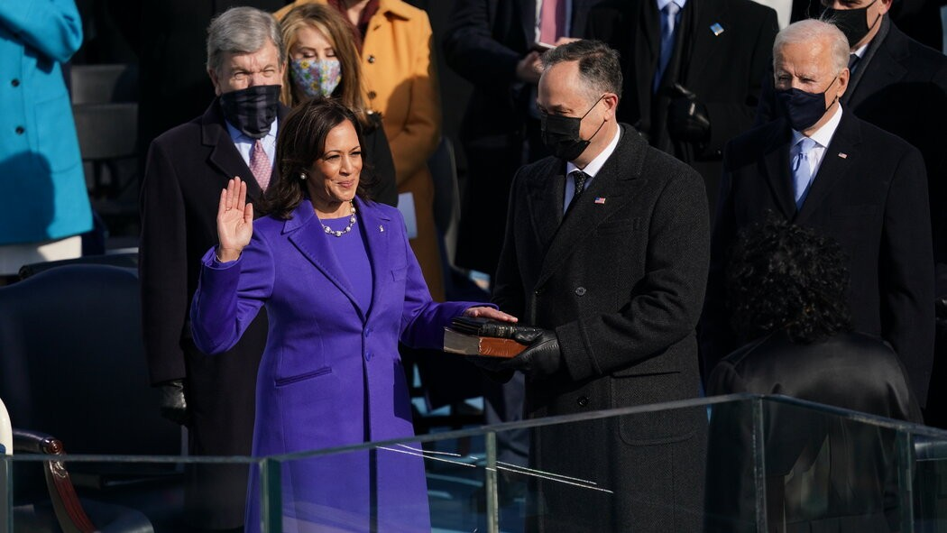 Vice President of the United States Kamala Harris: Biography, Early life, Education, Career and Facts