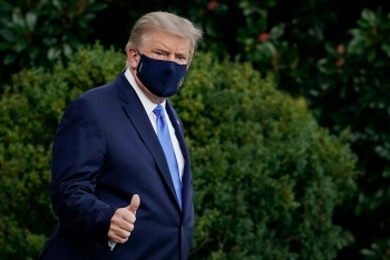 trumps hospitalization and current health condition following covid 19 diagnosis