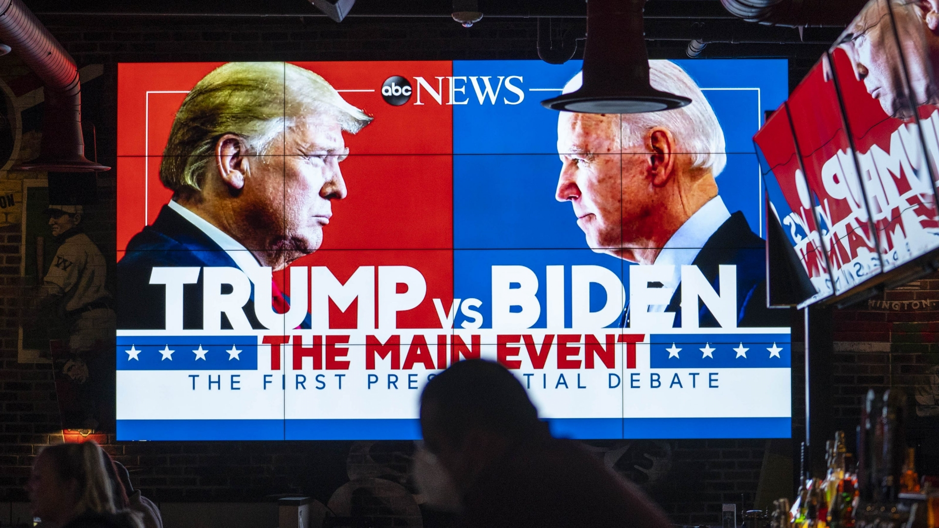 A new poll shows Democratic nominee Joe Biden with a 14 point lead nationally over President Trump, following the first presidential debate last week