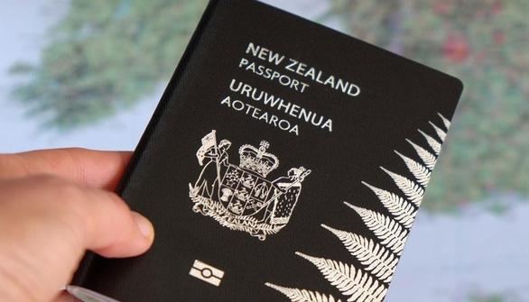 New Zealand's passport (Photo: Getty Images)