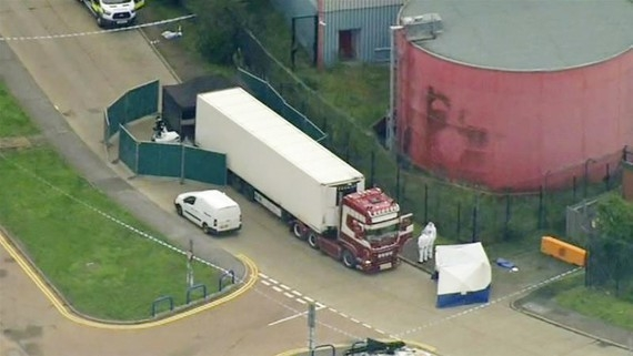 another four men involved in the death of 39 vietnamese migrants in uk container on trial