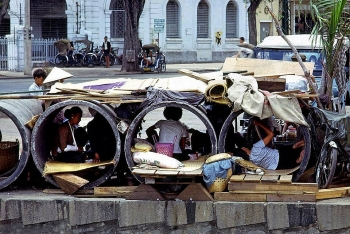 precious color photos of saigon in the 1960s