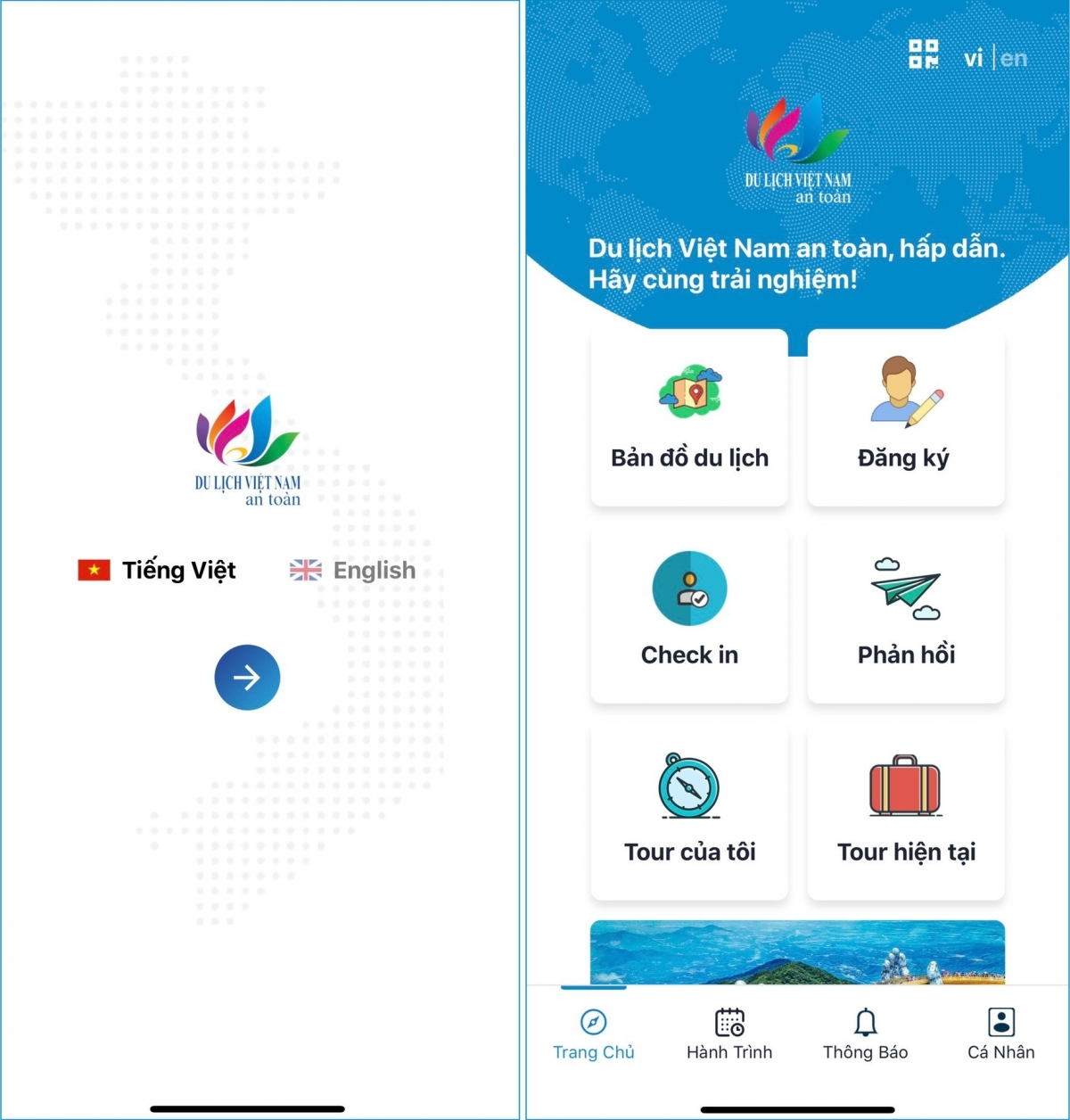 """Vietnam to launch """"Vietnam Travel Safety"""" app amidst COVID-19 pandemic"""