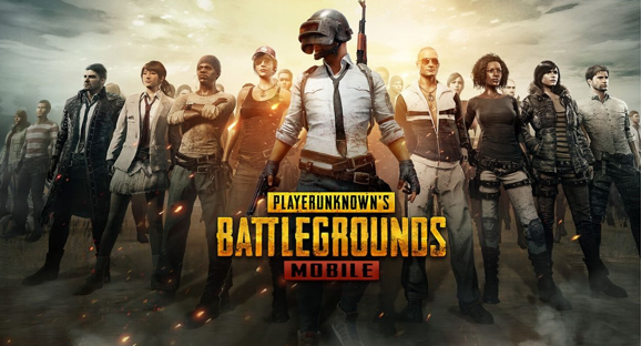 PUBG Mobile – Epic Action Battle Royale Game