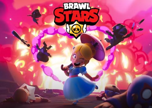 brawl stars exciting multiplayer arcade game