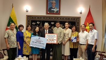 vietnam donates medical supplies to malaysia amidst covid 19 pandemic