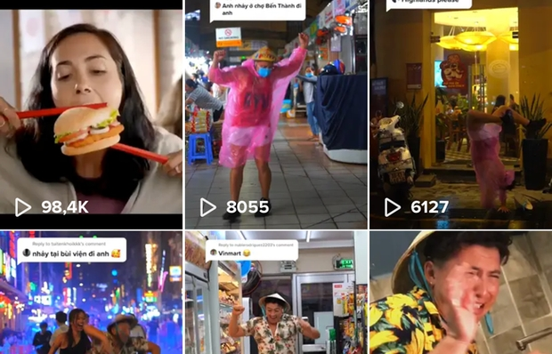 Expat's TikTok videos mocking Vietnamese culture provoke outrages among netizens