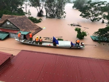 vietnam ministry of health to send 4 mil water purification tablets floodplains