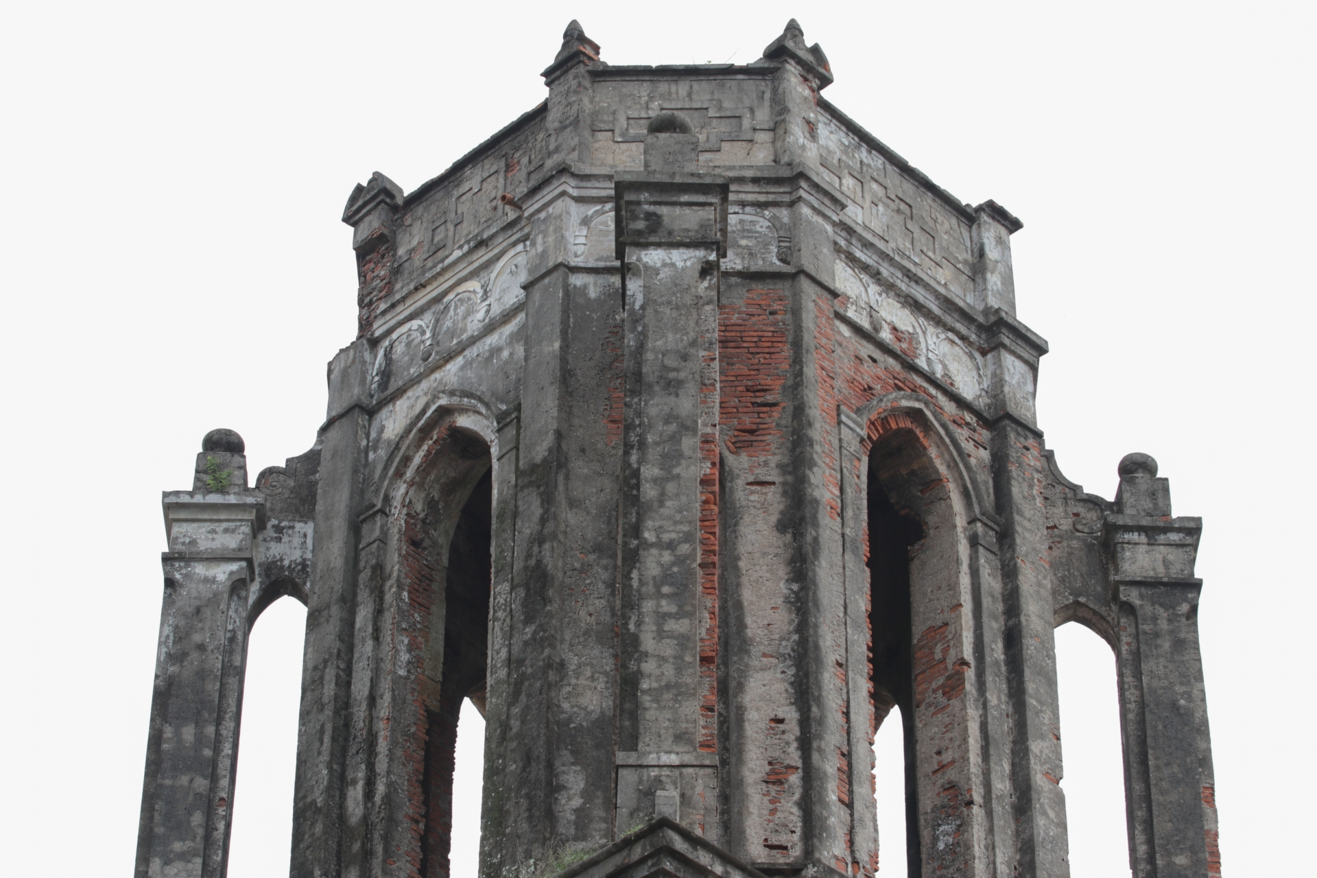 Unspoiled beauty in coastal 'Fallen church', northen Vietnam