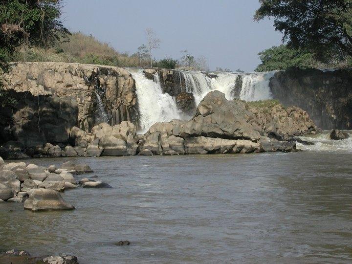 The majestic beauty of Dray Sap waterfall