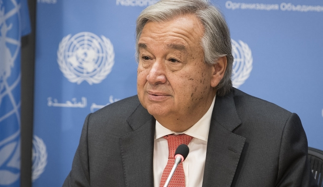 UN's Secretary-General sends sympathy to Vietnam over flood damage in the center