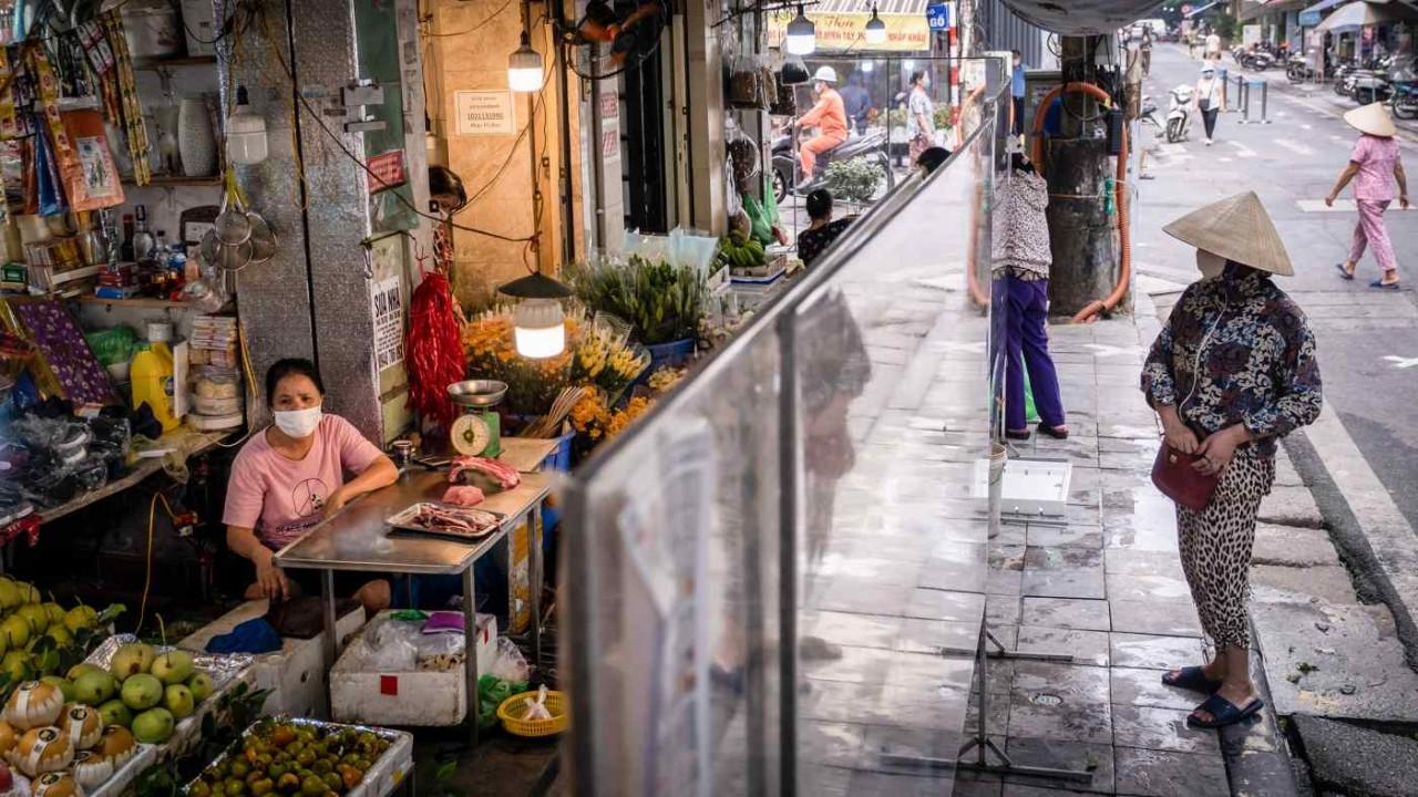 Vietnam's Expects Quick GDP Rebound Despite Recent Drop