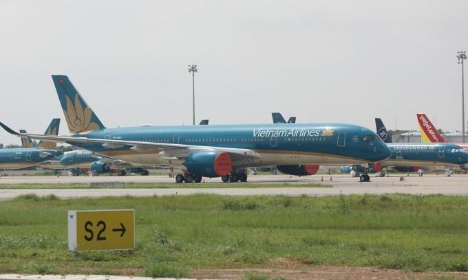 Vietnam to Pilot Domestic Flight Resumption