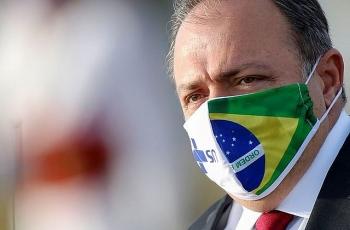 world breaking news today november 2 brazilian health minister returns to hospital