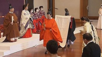 world breaking news today november 9 japan emperors brother proclaimed 1st in line to throne
