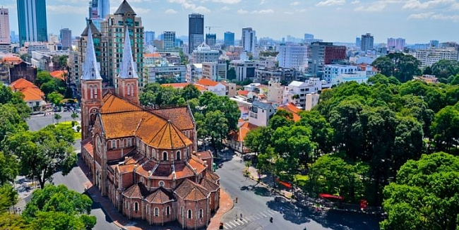 HCMC listed as world's 10 cheapest cities for expats